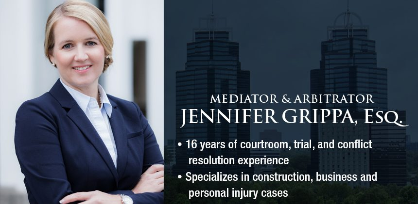 Mediator Jennifer Grippa